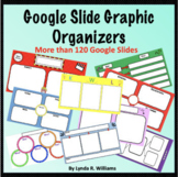 Graphic Organizers for Google Slides Commercial and Personal Use