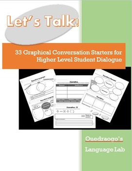 Graphic Organizers for Higher Level Thinking in Language A