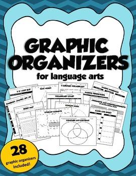 Graphic Organizers for Language Arts