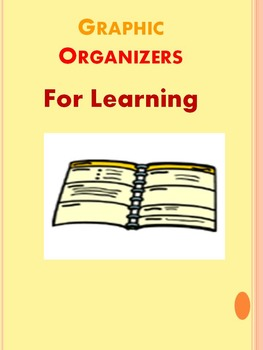 Graphic Organizers for Learning: Mega Pack