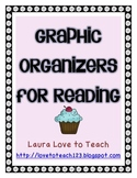 Graphic Organizers for Literacy Grades 2-3