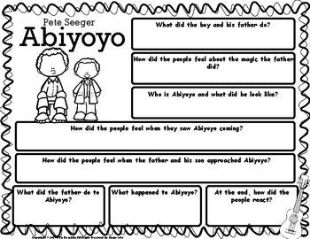 Graphic Organizers for Multicultural Books