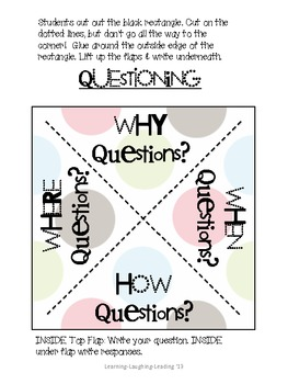 Graphic Organizers for Nonfiction Foldables
