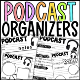 Graphic Organizers for Podcasts