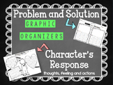 Graphic Organizers for Problem and Solution and Character'