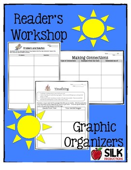 Graphic Organizers for Reader's Workshop