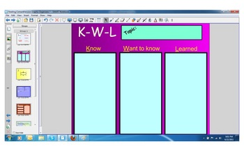 EDITABLE Graphic Organizers for Reading Comprehension