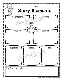 Graphic Organizers for Reading Comprehension (Distant learning)