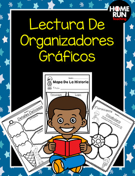 Graphic Organizers for Reading Comprehension in Spanish
