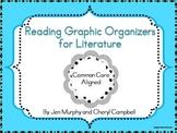 Graphic Organizers for Reading Literature {Common Core Aligned}