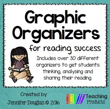 Graphic Organizers for Reading Success