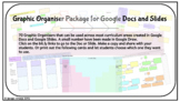 Graphic Organizers for Reading, Writing & Topic made in Go