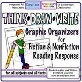 Graphic Organizers for Fiction and Nonfiction Reading Response