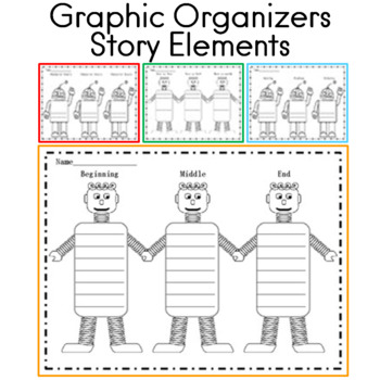 Graphic Organizers for Retelling and Making Connections
