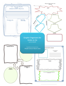 Graphic Organizers for Smiles to Go