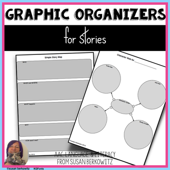Graphic Organizers for Stories