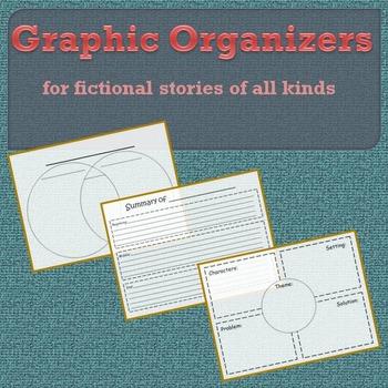 Graphic Organizers for Literature