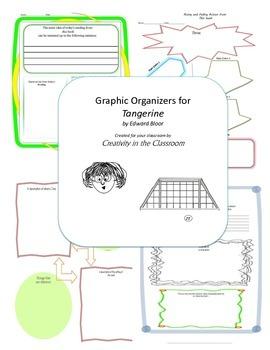 Graphic Organizers for Tangerine