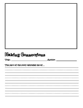 Graphic Organizers for Teaching Reading Strategies