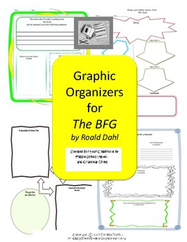 Graphic Organizers for The BFG
