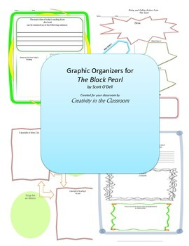 Graphic Organizers for The Black Pearl