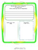 Graphic Organizers for The Magic Finger