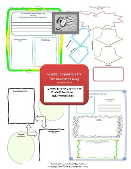 Graphic Organizers for The Monster's Ring