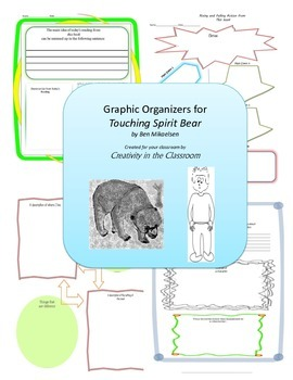 Graphic Organizers for Touching Spirit Bear