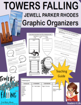 Graphic Organizers for Towers Falling a 9/11 Story