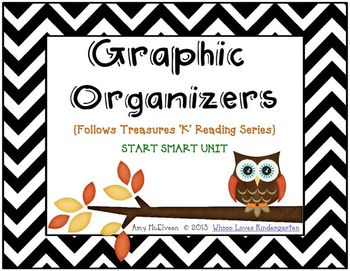 Graphic Organizers for Treasures Start Smart