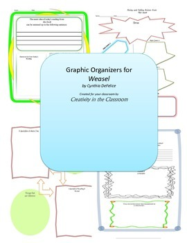 Graphic Organizers for Weasel
