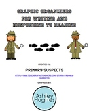 Graphic Organizers for Writing and Responding to Reading Packet