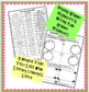 Graphic Organizers for (any) Mentor Text