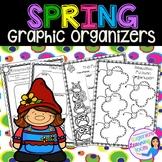 Reading Graphic Organizers for Reading Comprehension: Spri