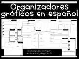 Graphic Organizers in Spanish
