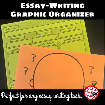 Graphic Organizers that Work with ANY Essay