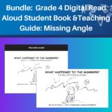 BUNDLE Digital Read Aloud Student Book & Teacher Guide/Gra