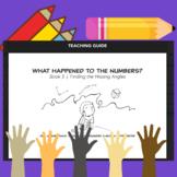 Digital Read Aloud Teacher Guide ONLY/ Grade 4 Missing Angle