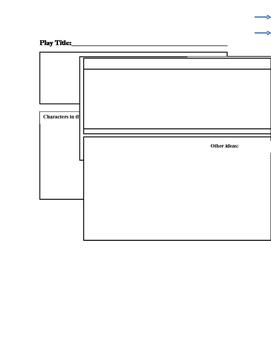 Graphic Play Organizer