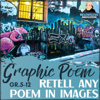Graphic Poetry Assignment - Create Your Own Graphic Poem