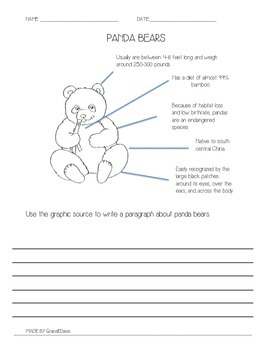 Graphic Sources Animal Packet