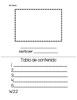 Graphic organizers in Spanish for Literacy class!