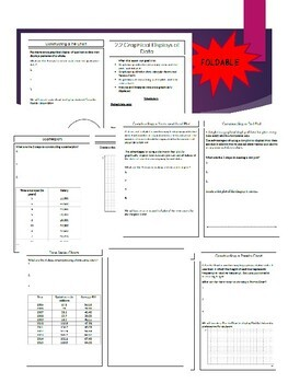 Statistics - Graphical Displays of Data-Lesson 2