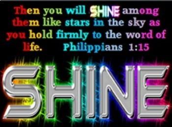 Graphics: 66 copyright free scripture .JPEGS from Philippians