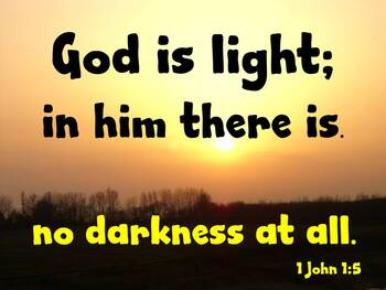 Graphics: 79 copyright free scripture graphics from 1 John