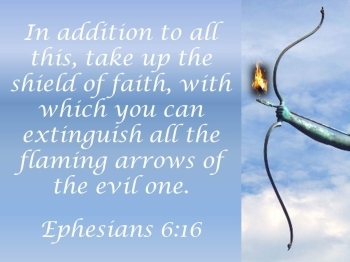 Graphics: Armor of God