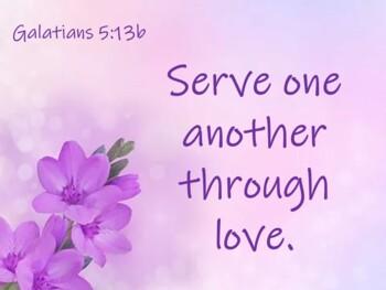 Graphics: Copyright free Galatians scripture photos