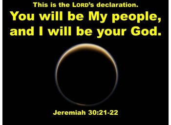Graphics: Copyright free scriptures from Jeremiah