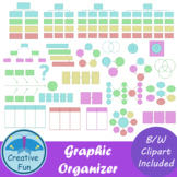 Graphics Organizer Clipart Pack