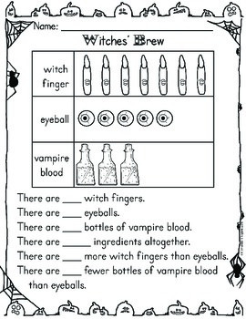 Halloween Graphing Activities